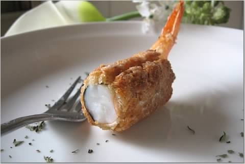 Bread Crusted Shrimp Rolls | Appetizers and Snacks | Pinterest ...