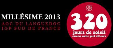 2013 un grand millésime en Languedoc
