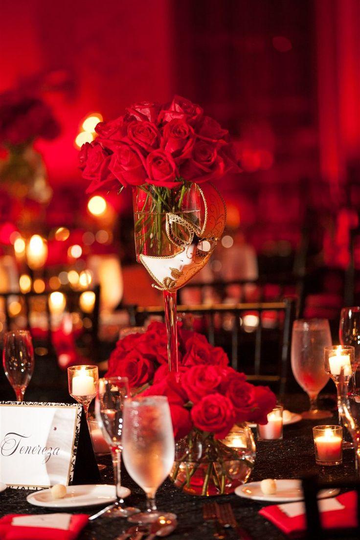 Venetian Theme Wedding- www.armoniapr.com