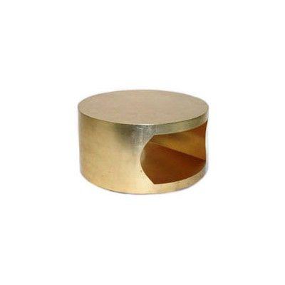 Wynn Gold Round Coffee table