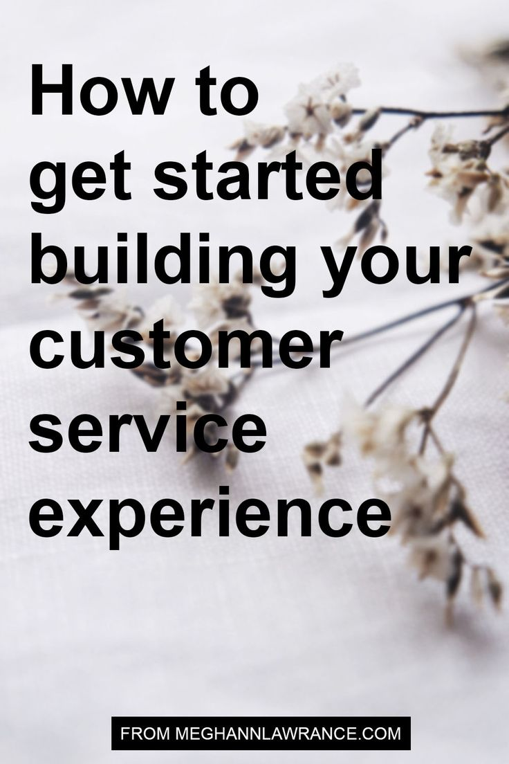 If you're just getting started with your online business, you might be struggling to know where to start when it comes to the customer service side of your business.   When you're acting as CEO, CFO, COO, HR manager and marketing manager all in the space of a day adding customer service to your list seems like just too much. This is particularly true when you aren't sure where to start. Click here and get started!