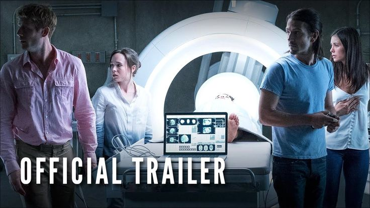 FLATLINERS - Official Trailer (HD) - YouTube