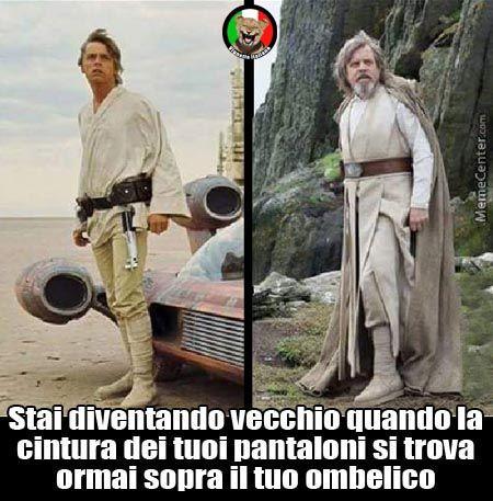Star Wars e cinture