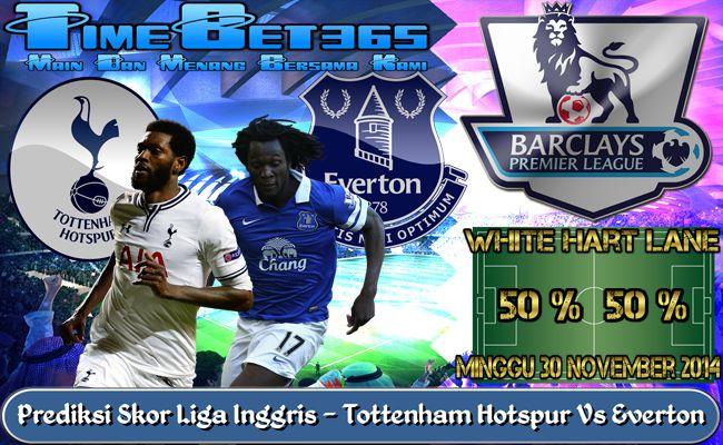 Prediksi-Skor-Liga-Premier-Inggris-Tottenham-Hotspur-Vs-Everton