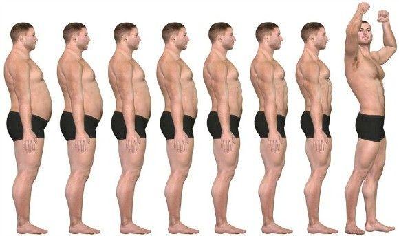 gradual permanent weight loss
