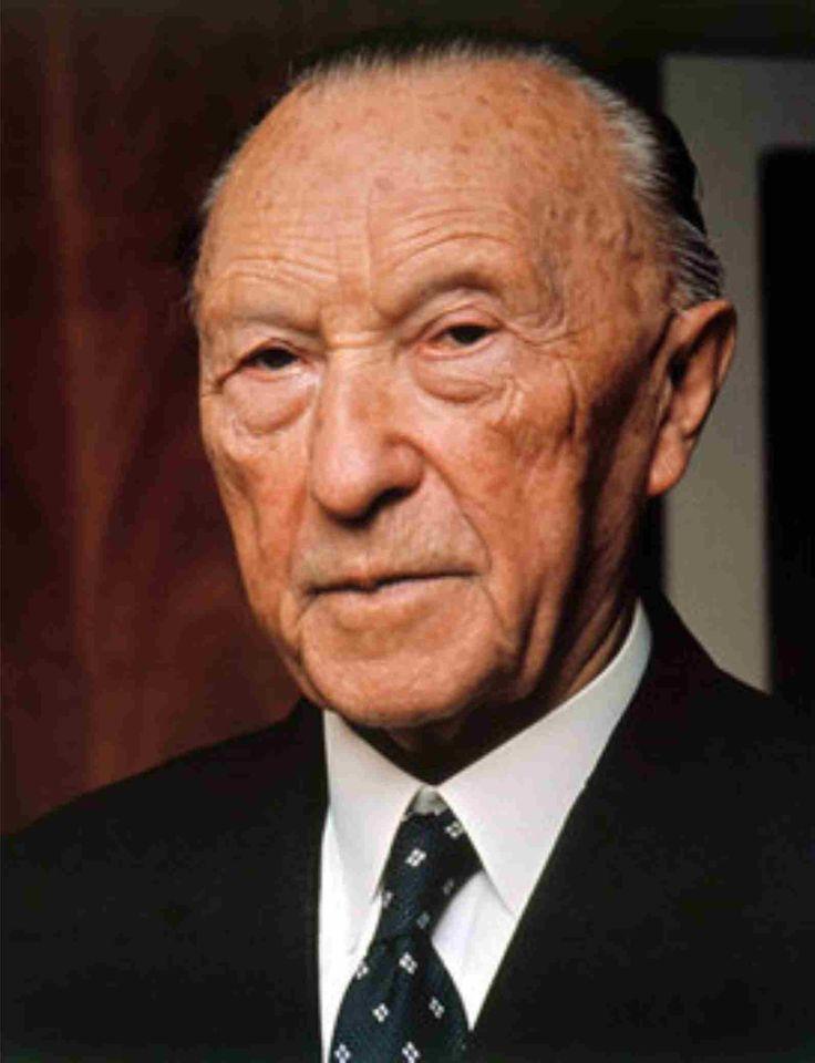 Konrad Adenauer:  democrat pragmatic  și unificator neobosit