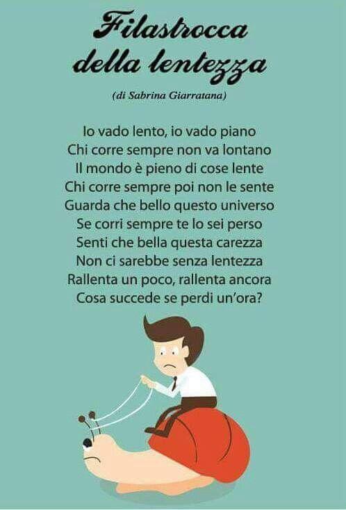 Favori 91 best L'Italiano: filastrocche, poesie, regole di grammatica ecc  OW93