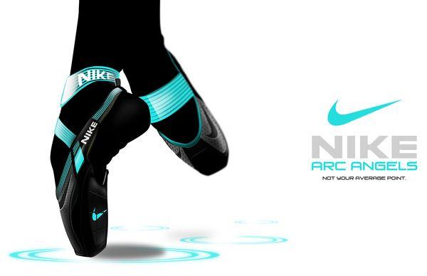 Nike + Ballet = amazing!!!