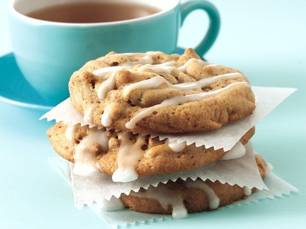 Looking for a new cookie recipe? Try these great tasting glazed cookies made with high-fiber cereal.