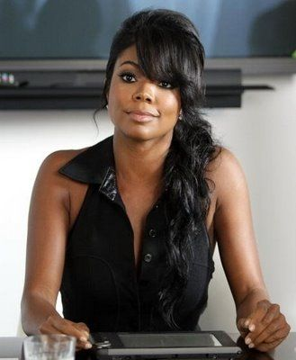 Magnificent 1000 Ideas About Gabrielle Union Hair On Pinterest Gabrielle Short Hairstyles For Black Women Fulllsitofus