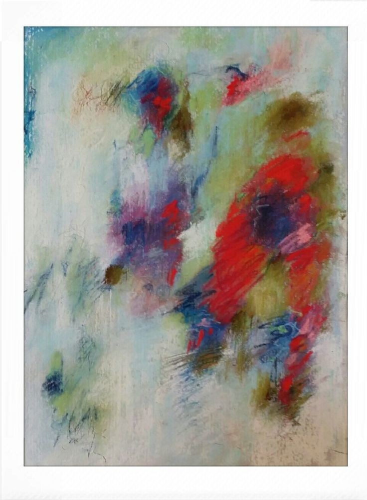Pastel on paper 29x37 cm