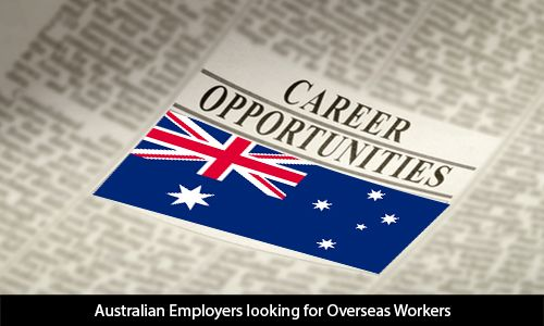 #AustralianEmployers Looking for #OverseasWorkers   https://www.morevisas.com/immigration-news-article/australian-employers-looking-for-overseas-workers/4709/