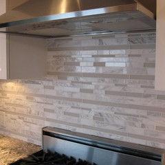 Contemporary Kitchen Tile By Gl Stone Ltd