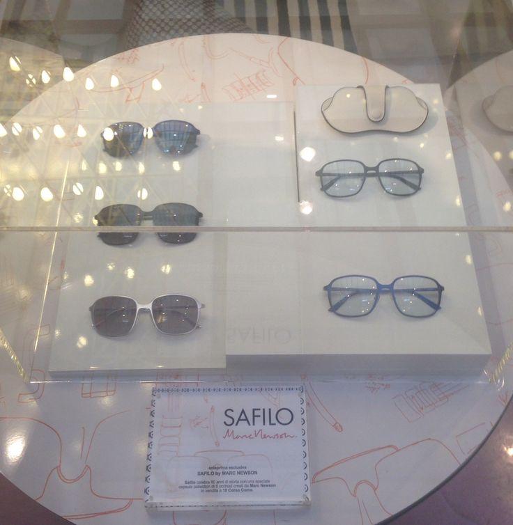 Marc Newson, ecco la capsule collection per Safilo