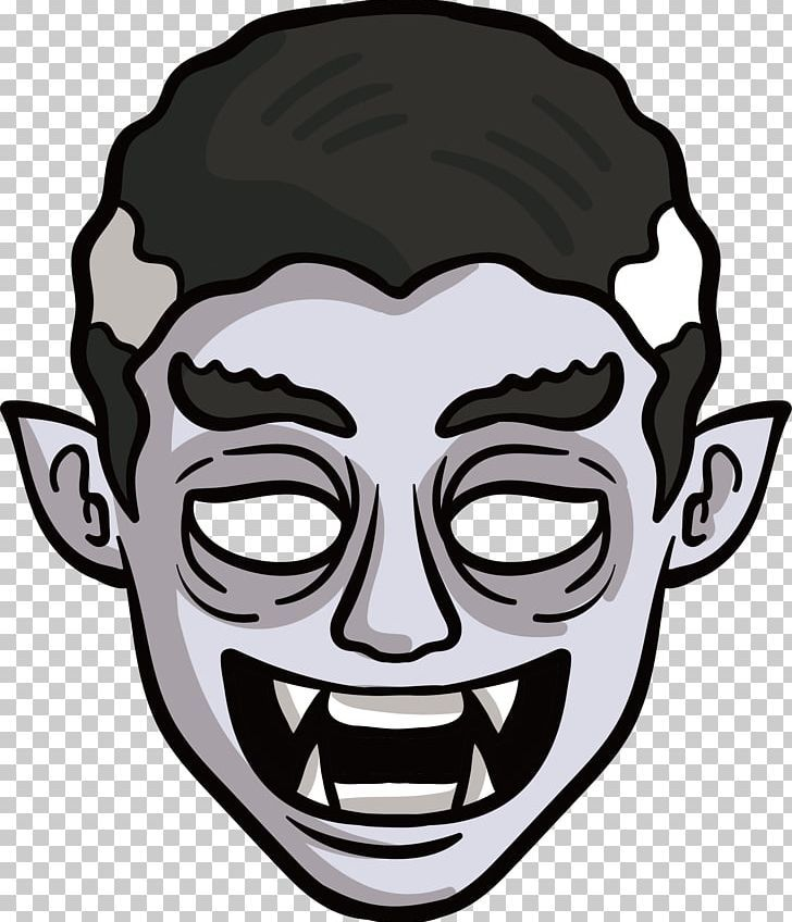 Count Dracula Frankenstein S Monster Mask Png Black And White Clip Art Computer Icons Design Download Monster Mask Count Dracula Frankenstein S Monster