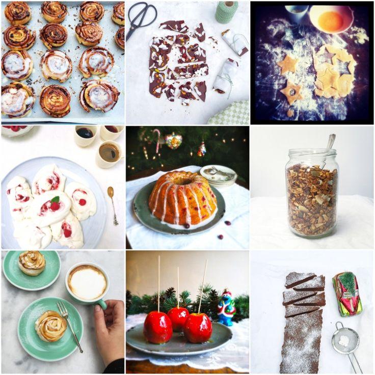 Lekkers maken voor kerst 12x inspiratie www.madebyellen.com