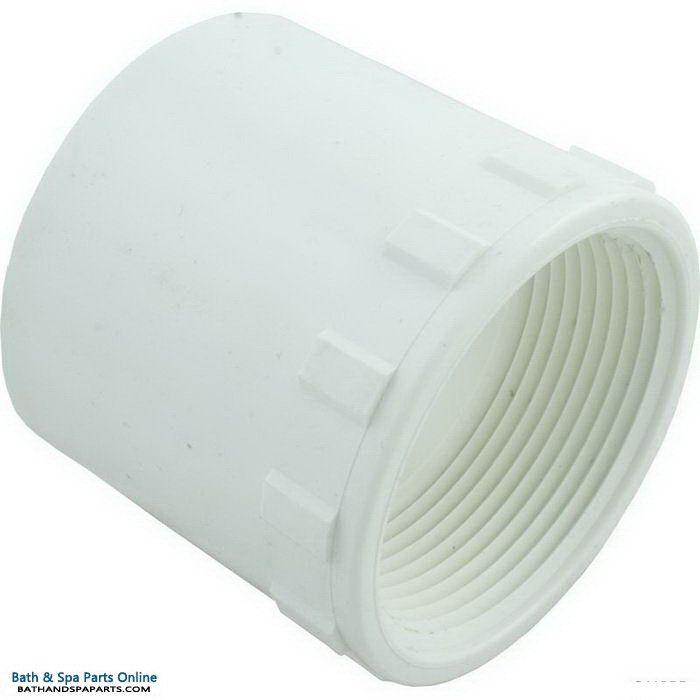 "Lasco SCH40 FIP PVC Adapter [2.5"" Slip x FPT] (435-025)"
