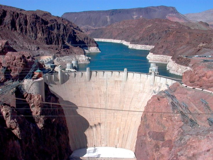 hoover dam fall