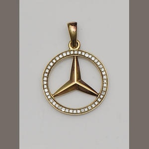 17 best images about symbolic logos on pinterest albert for Mercedes benz pendant