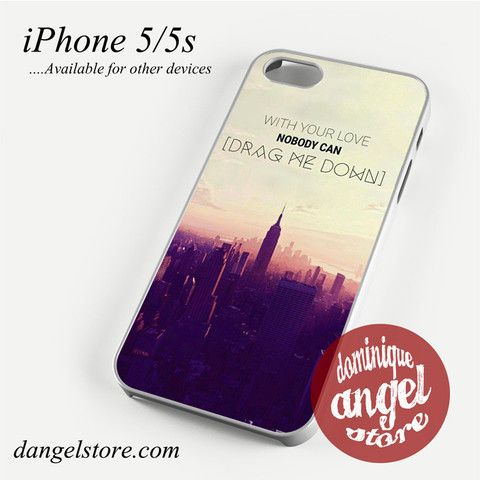 One Direction Drag me down Phone case for iPhone 4/4s/5/5c/5s/6/6 plus