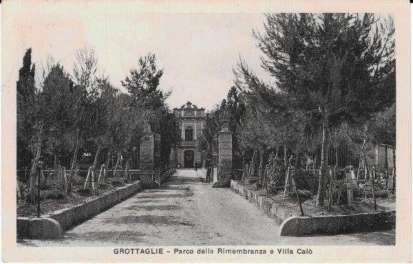 Villa Calò a Grottaglie… ovvero pilloline di storia patria - http://www.grottaglieinrete.it/it/villa-calo-a-grottaglie-ovvero-pilloline-di-storia-patria/ -   Vincenzo Calò - #VincenzoCalò