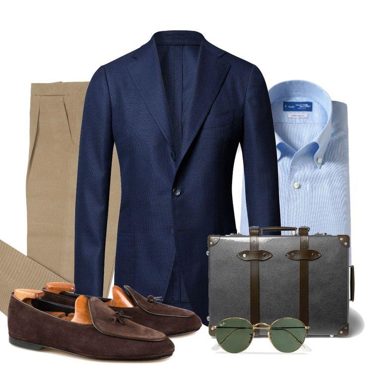 la moda uomo: Venerdì Inspiration - Viaggiare con stile