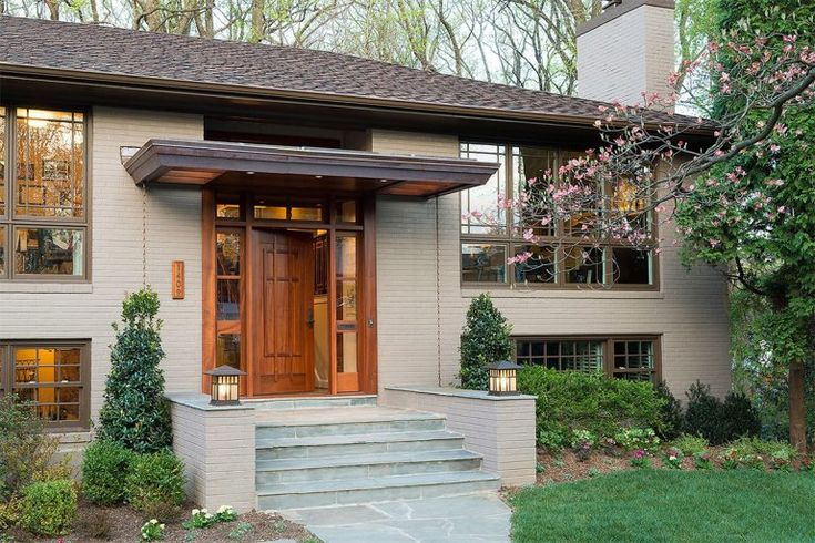 40 Best Split Level Exterior Ideas Images On Pinterest
