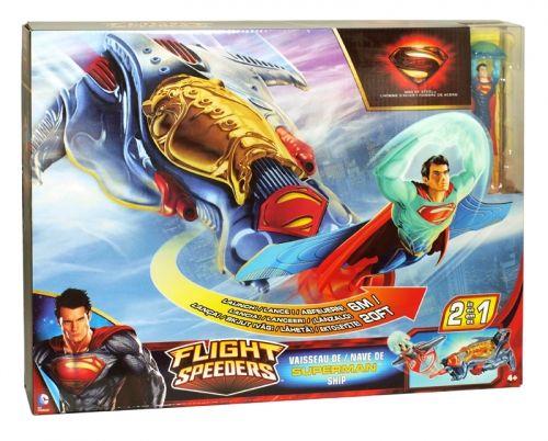 Flight speeders superman ship toy