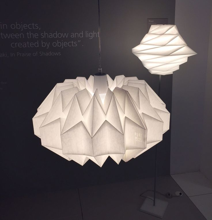 #Artemide at #euroluce 2015! #lighting #design #interiors #new #lamp #IsseyMiyake
