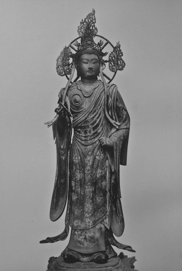 Kyoto 京都 三十三間堂 二十八部眾像之帝釋天