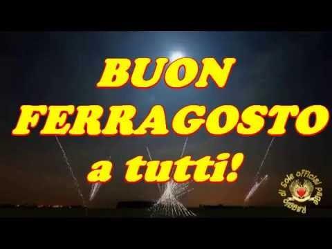 TONY DI CARLO BUON FERRAGOSTO - YouTube