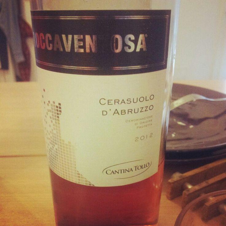 #Cerasuolo d'Abruzzo // #Italian #wine
