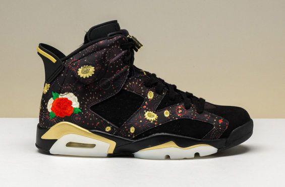 51c2326e9ed Look For The Air Jordan 6 Chinese New Year Next Year Kickstarting Jordan  Brand's 2018 lineup