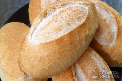 Receita de Pão francês - Comida e Receitas