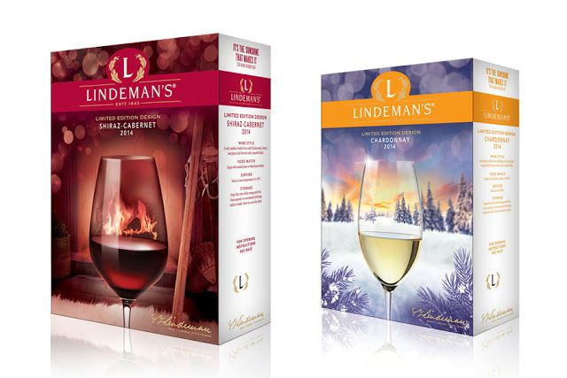 Lindeman's Nordic 2014 Seasonal Edition on Packaging of the World - Creative Package Design Gallery