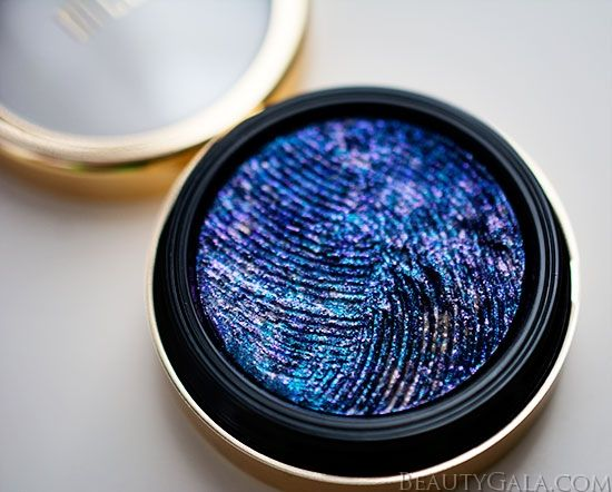 "Milani Cosmetics Constellation Gel Eyeliners ""Enchanted Lapis"" @milanicosmetics"