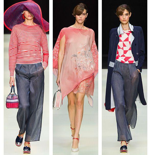 Донесения Милане: Джорджио Армани | мода, тенденции, советы по красоте и знаменитости Стиль журнала | журнала Elle Великобритания