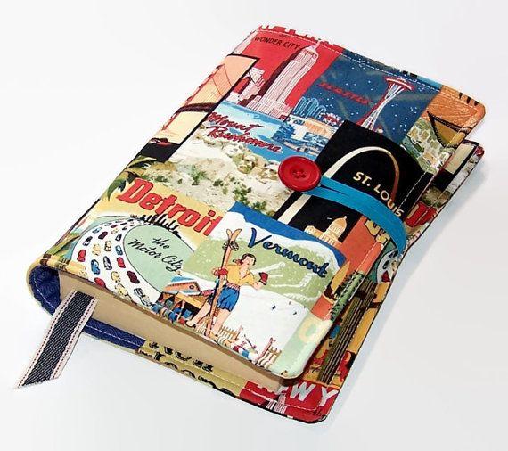 Handmade zipper pouch hearts denim fabric | Fabric Crafts | Popular Crafts | Craft Juice