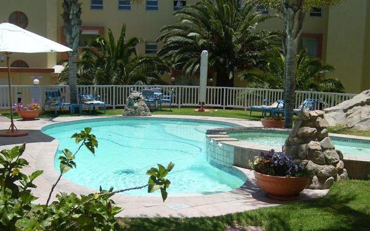 Luderitz Nest Hotel Pool