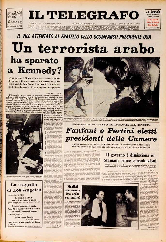 06 giugno 1968