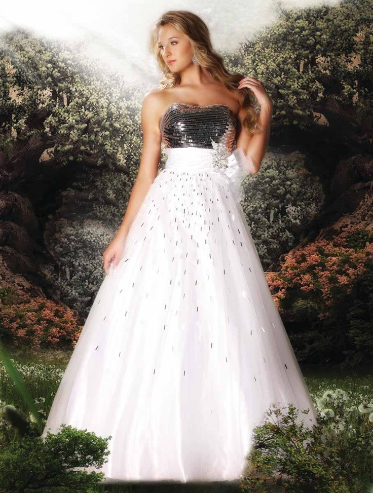22 best Fairy-tale gowns images on Pinterest | Formal dresses ...