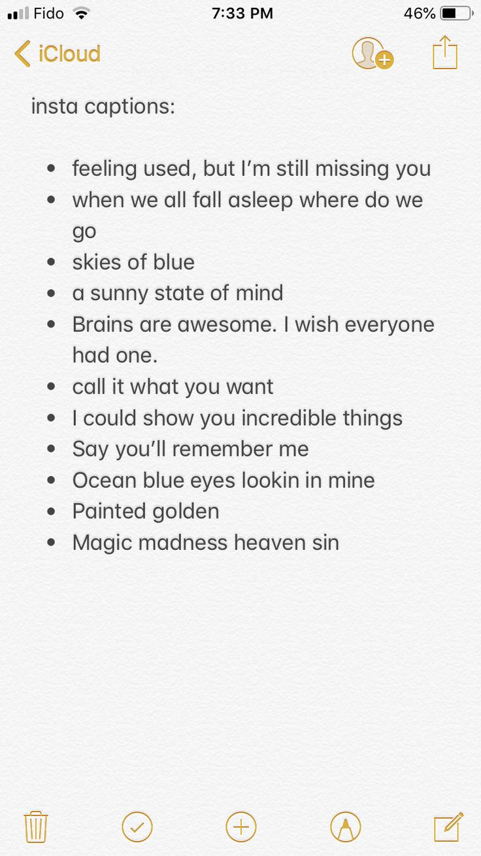 How To Quote Song Lyrics On Instagram - arxiusarquitectura