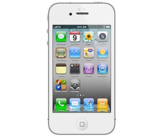Apple iPhone 4 16GB (White) - Verizon CDMA No SIM Slot on http://phone.kerdeal.com/apple-iphone-4-16gb-white-verizon-cdma-no-sim-slot