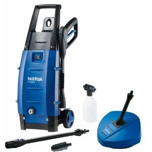 9 best pressure washers images on pinterest pressure washers jet nilfisk pc x tra pressure washer patio cleaner set with 1400 watt motor fandeluxe Images