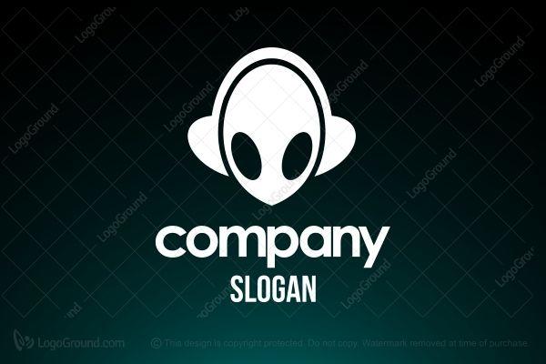 Logo for sale: Alien Records Logo
