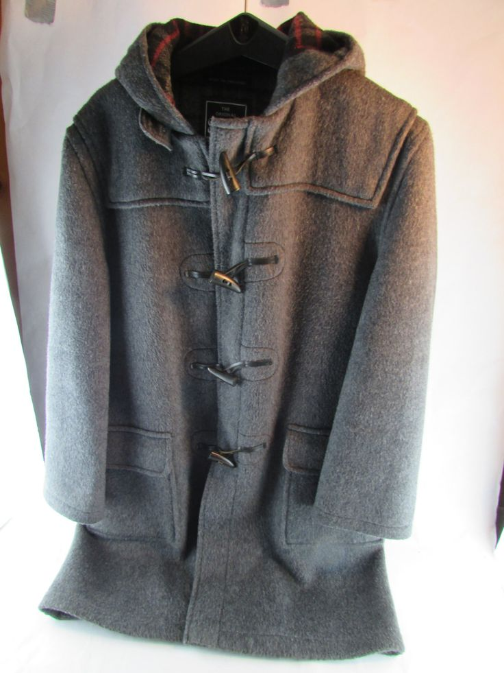 Vintage Gloverall Duffle Coat - Men's US 42 - Great Shape by Cosmokra on Etsy