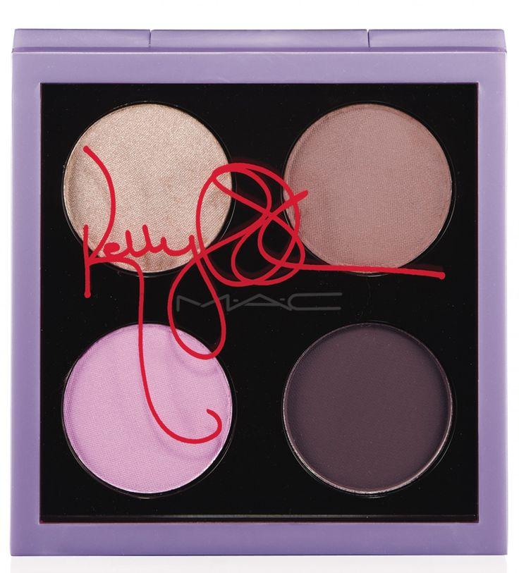 Kelly O, Bloody Brilliant Eyeshadow, £33, MAC