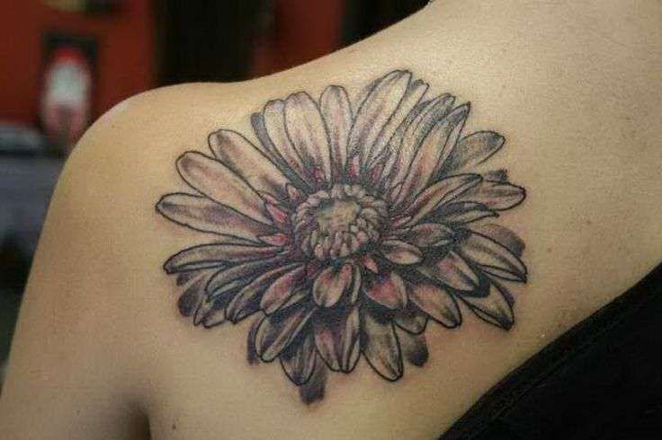 Daisy tattoos are beautiful and one of the most popular flower tattoos. Description from pinterest.com. I searched for this on bing.com/images