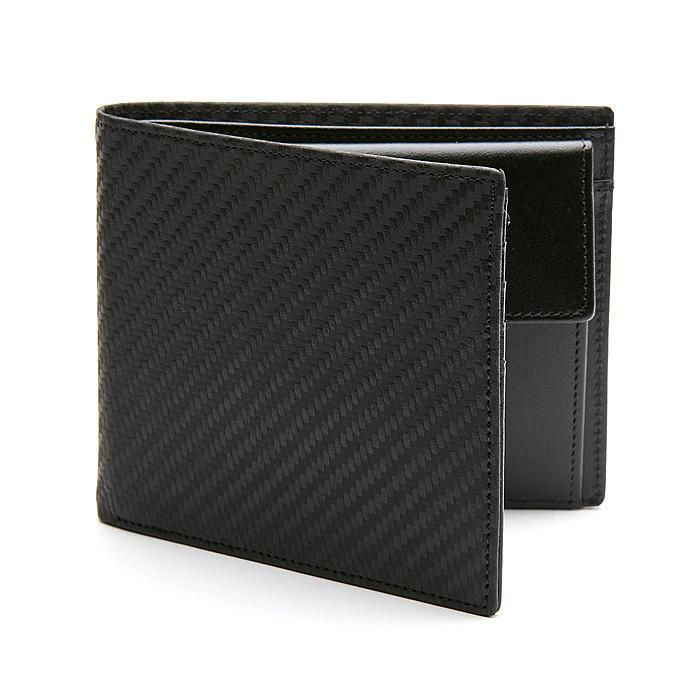 Men´s Wallet ANTORINI in Black Carbon