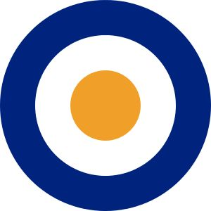 South African Air Force Roundel 1927-1947